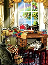 product image for The Sewing Room 1000 Pc Jigsaw Puzzle by SunsOut