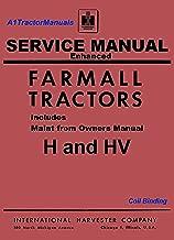 Enhanced Farmall H Service Manual