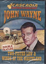 Best john wayne movie winds of the wasteland Reviews