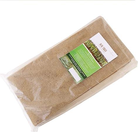 Jute Microgreens Grow Mats - 10x20 Inches