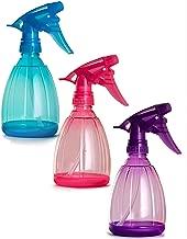 Empty Spray Bottles – 12 Oz Refillable Sprayer – pack of 3 – for..