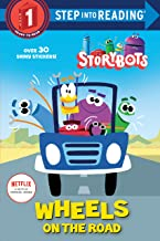 Wheels on the Road (StoryBots) (Step into Reading)