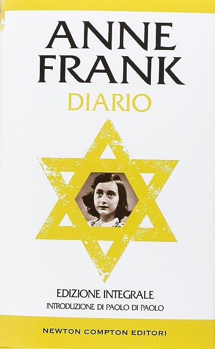 Libro - il diario di anna frank 978-8854186309