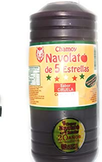 Chamoy Navolato de 5 Estrellas (Ciruela)