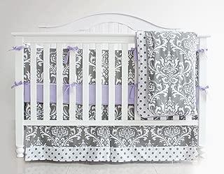 Best purple grey baby bedding Reviews