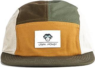 a8966fbee98 URBAN MONKEY Men's and Women's Cotton Adjustable Baseball Cap (Multicolour,  ...