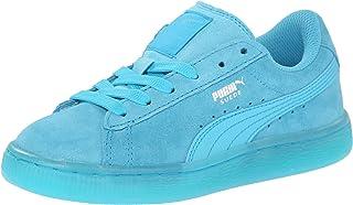 PUMA Suede Classic ICED JR Classic Sneaker (Little Kid/Big Kid)