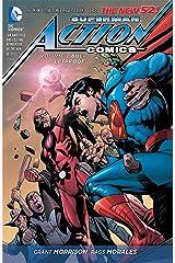 Superman - Action Comics (2011-2016) Vol. 2: Bulletproof (Superman - Action Comics Volumes (The New 52)) Kindle Edition