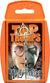 Harry Potter 7 Part 2 Top Trumps