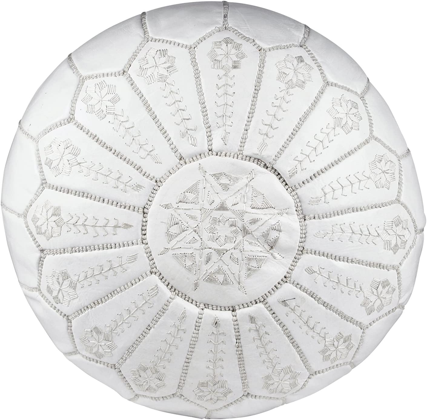 Casablanca Market Moroccan Embroidered Starburst Max 55% OFF Stitched Outlet SALE Cotton