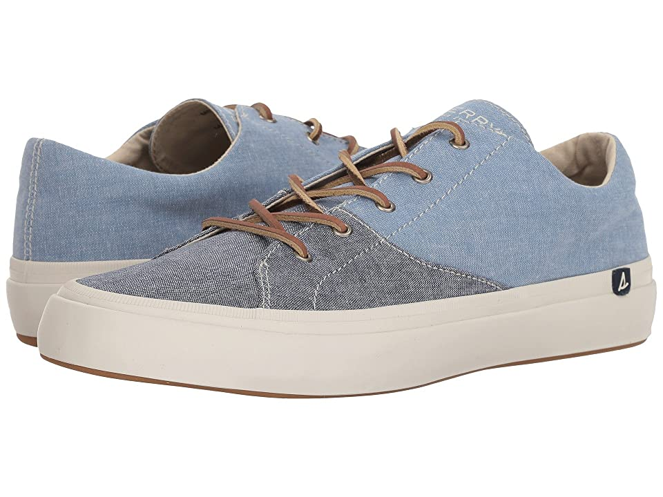 Sperry Haven Lace-Up (Navy/Blue) Men