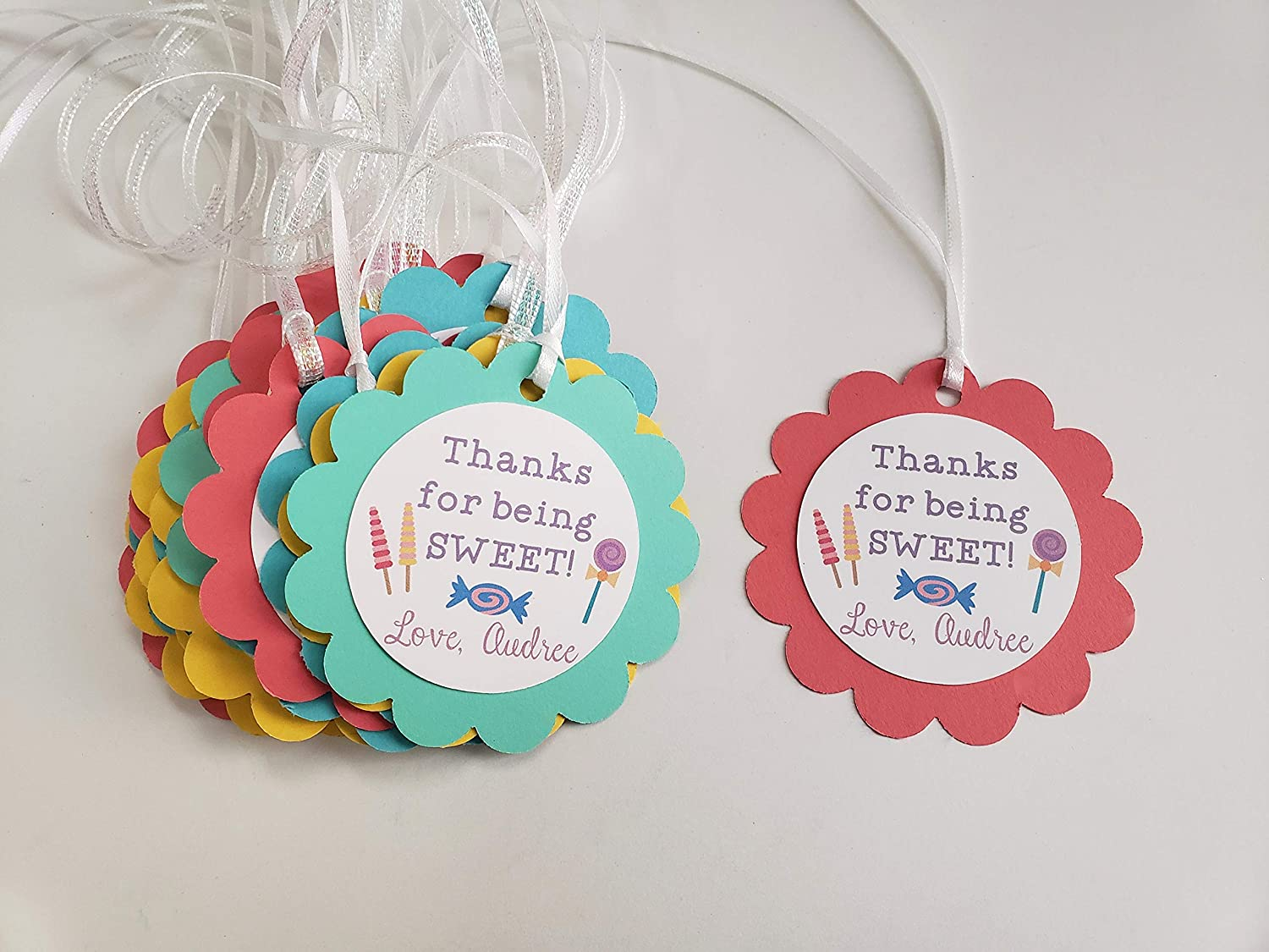 Candy Party Max Translated 68% OFF Gift Favor you Tags Thank