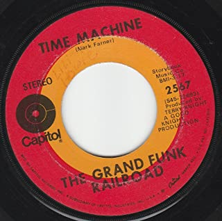 45vinylrecord Time Machine/High On A Horse (7