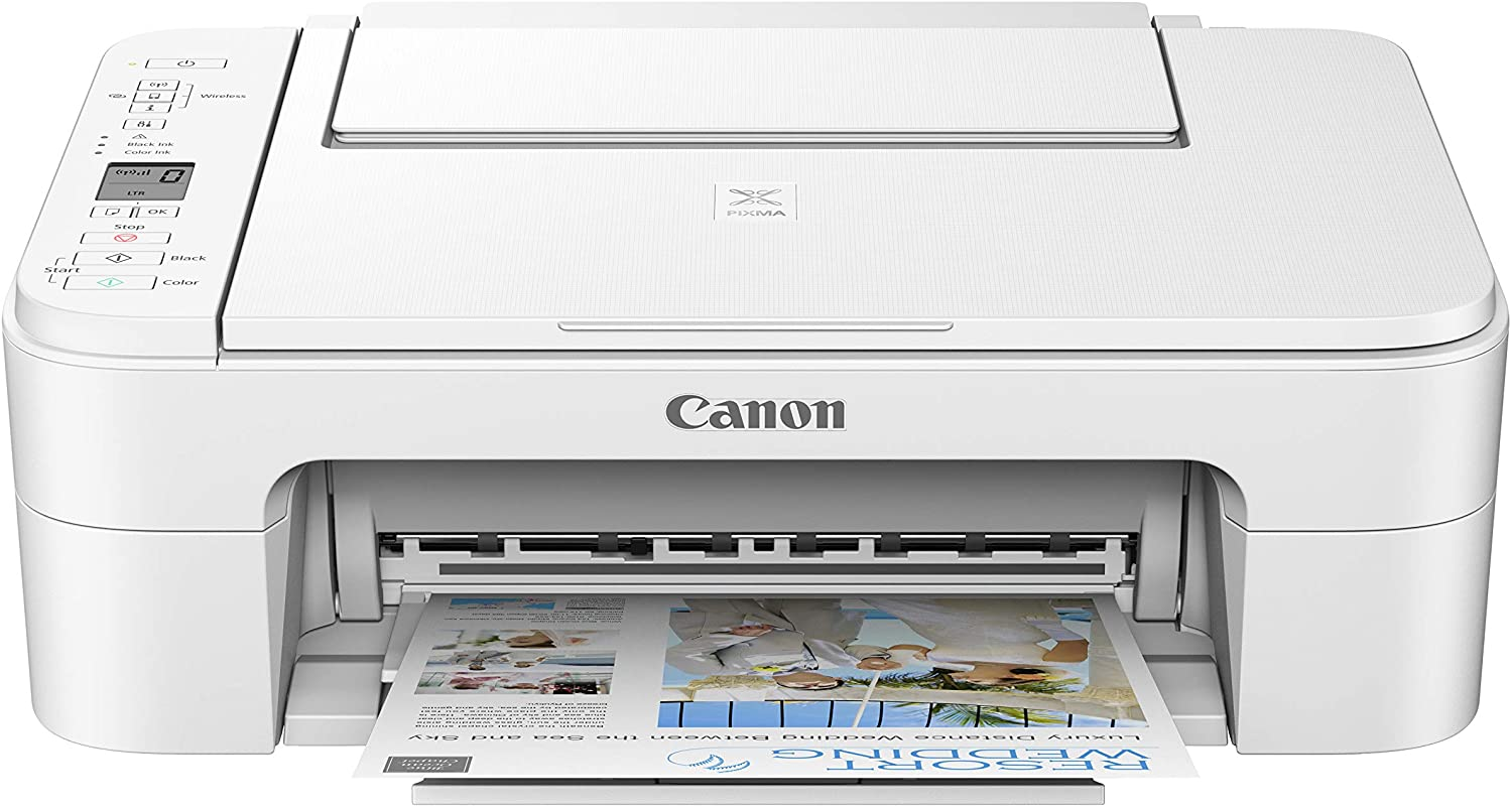 Buy Canon Pixma TS20 White, Works with Alexa Online in Vietnam ...