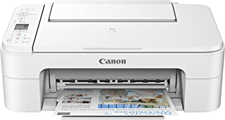 Canon Pixma TS3320 WH, Amazon Dash Replenishment Ready