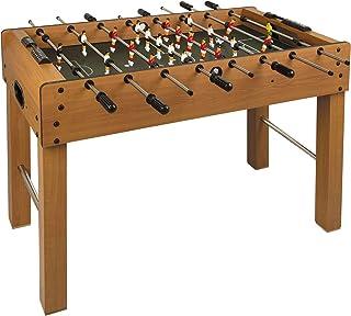 comprar comparacion ColorBaby - Futbolín de Madera - 121 x 61 x 79 cm (85325)