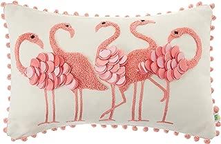 DEI Flamingo Pillow, 10