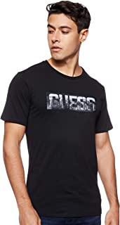 GUESS Crew Neck Small Sleeve Nyc