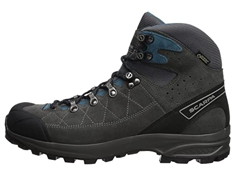 Clearance Popular Bulk Designs Scarpa Kailash Trek GTX Shark Grey/Lake Blue Cheap Low Shipping Fashion Style ZXqVEB