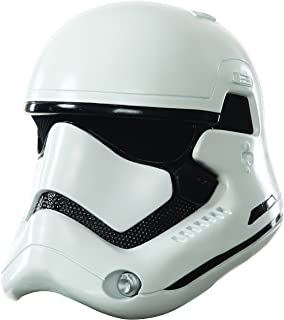 Rubie's Star Wars: The Force Awakens Adult Stormtrooper 2-Piece Helmet