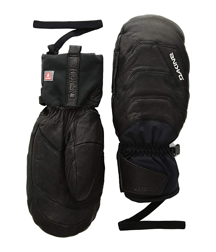 Dakine Galaxy Mitt (Black) Snowboard Gloves