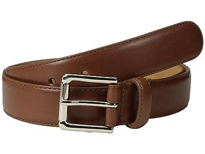 Cole Haan 30mm Colebrook Belt Buckle (British Tan) Men