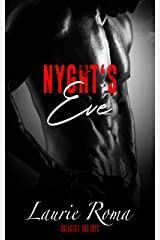 Nyght's Eve (Breakers' Bad Boys Book 2) Kindle Edition