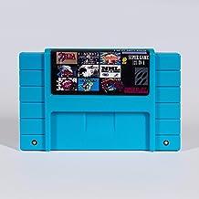121 in 1 SNES Cartridge Multi Cart Battery Save - NEW LIST!