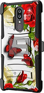 TurtleArmor   Compatible for Coolpad Alchemy Case   Coolpad Legacy Case [Hyper Shock] Fitted Armor Holster Belt Clip Hybri...