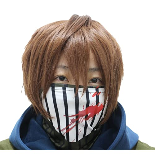 Cosplay Creepy Unisex Horrible Elastic Face Mask Headgear