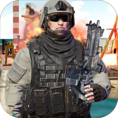 Commando Sniper Shooter:  WW2 Battleground Survival