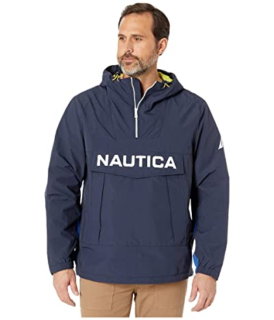 Nautica Hooded Outerwear (Blue) Men