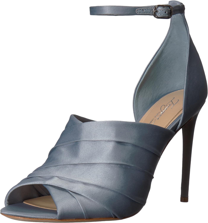 Imagine Vince Camuto Womens Rander Heeled Sandal