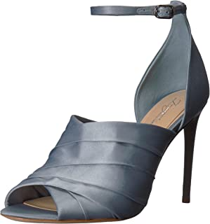 Women's Rander Heeled Sandal, Blue Smoke, 7 Medium US