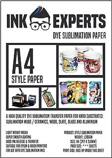 Amazon.es: papel sublimacion