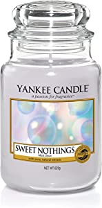 Yankee Candle 5038581033228 jar Large Sweet Nothings YSDSN, one Size