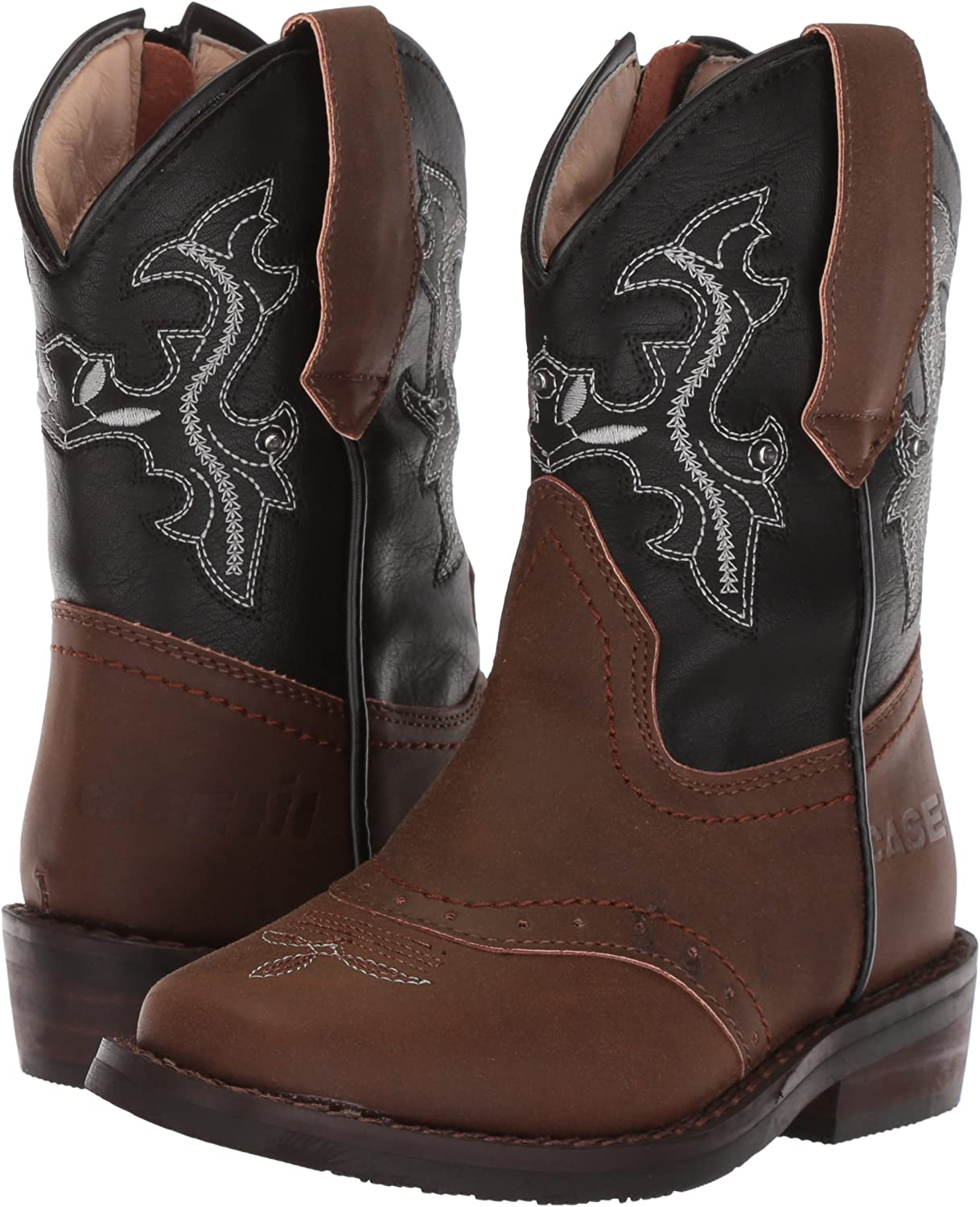 Ad Tec Cute Kids Western Boot Boys Classic Rodeo Pointed Toe