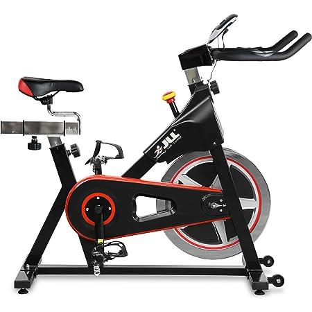 Indoor Cycling Exercise Bike Fitness Cardio Studio Workout Bike for Men Women UK