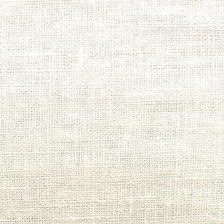 11,99€/m Leinen Naturell - 100% pures Leinen - körnige Leinenstruktur- weicher Fall - vorgewaschen - Stoff, Meterware creme-weiß