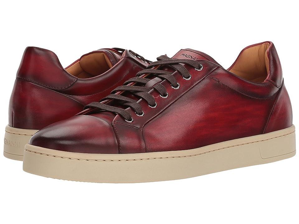 62d6d4436af Magnanni Erardo Lo (Red) Men s Shoes