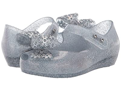 Mini Melissa Ultragirl + Frozen BB (Toddler/Little Kid) (Silver Glitter) Girl