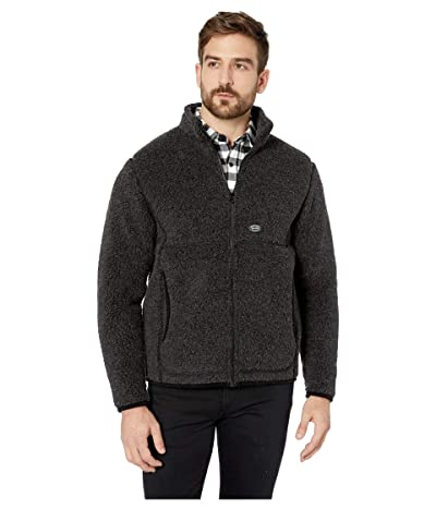 Snow Peak Wool Fleece Jacket (Black) Men