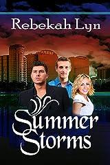 Summer Storms (Seasons of Faith Book 1) Kindle Edition