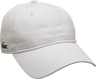 Lacoste 2018 Mens RK2447 Solid Diamond Sports Cap