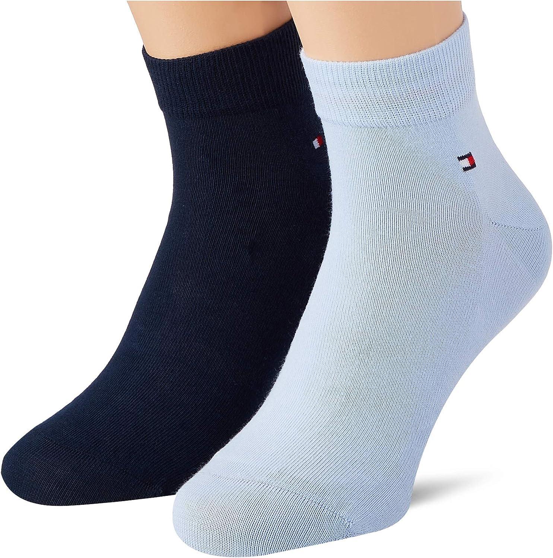 Tommy Hilfiger Quarter Socks Calcetines para Hombre