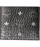 MCM - Gradation Visetos Flap Wallet/Two-Fold Small