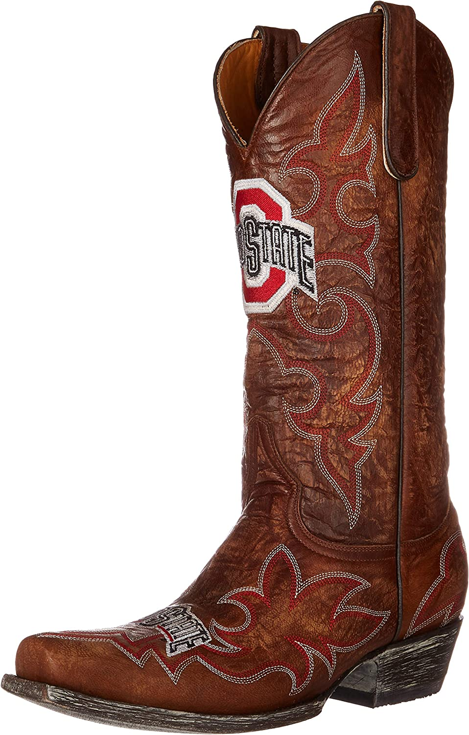 NCAA Ohio State Buckeyes Men's Gameday Boots