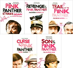 The Pink Panther: Blake Edward's Collection (Strikes Again, Revenge of the Pink Panther, Trail of the Pink Panther, Curse of the Pink Panther, Son of the Pink Panther)