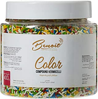 Benoit Colour Vermicelli, 400 gm