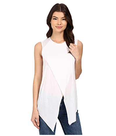 LAmade Ero Muscle Tee (White) Women